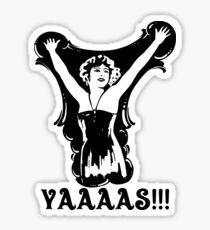 YAS!!! Sticker