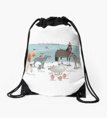 Outlanimals 3240x2160 Drawstring Bag