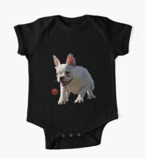 Dog playing ball Kids Clothes