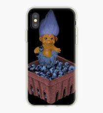 ✾◕‿◕✾ TROLL LOVING BLUEBERRIES VERSCHIEDENES BEKLEIDUNG✾◕‿◕✾ iPhone-Hülle & Cover
