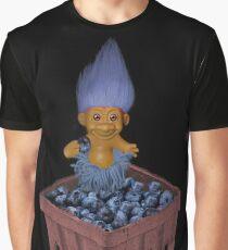 ✾◕‿◕✾ TROLL LOVING BLUEBERRIES VARIOUS APPAREL✾◕‿◕✾ Graphic T-Shirt