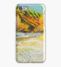 The Arrow River in Autumn iPhone Case/Skin