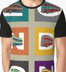London Double Decker Graphic T-Shirt