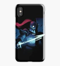 Undertale: Undyne the Undying iPhone Case/Skin