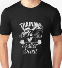 Training to be a Sailor Scout (Venus) T-Shirt