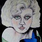 Screen Goddess Jean Harlow by Redlady