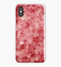 Pink Bath Salts iPhone Case/Skin