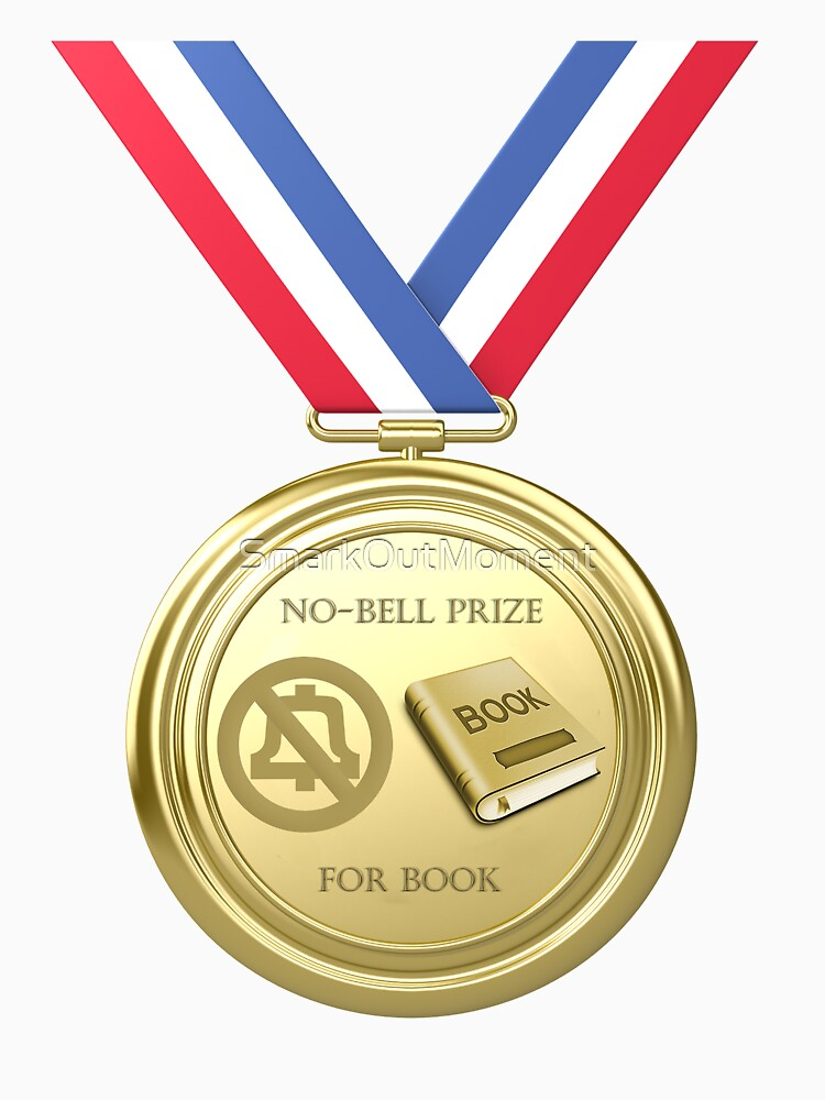 No-Bell Prize for Book by SmarkOutMoment