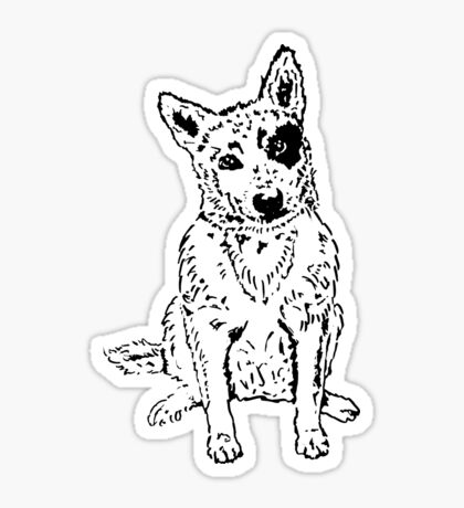 Dawg Sticker