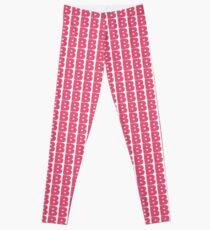 B pink Leggings