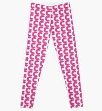 C pink Leggings