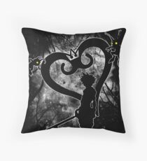 Keyblade Chosen Throw Pillow