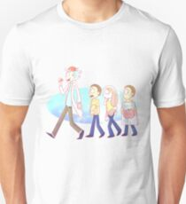 Rick and Morty- Pocket Mortys T-Shirt