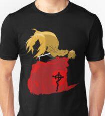 Edward Elric, The FullMetal Alchemist Unisex T-Shirt