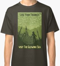 Lose Your Troubles Classic T-Shirt