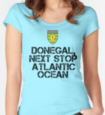 Donegal Women's Fitted Scoop T-Shirt