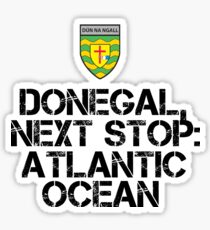 Donegal Sticker
