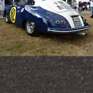Porsche 356 race car by Tom Gregory