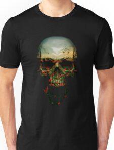 Field of Skull Unisex T-Shirt