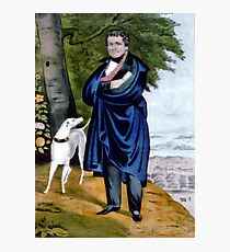 Daniel O'Connell - The champion of freedom - 1907 - Currier & Ives  Photographic Print