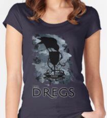 Six Of Crows - The Dregs Women's Fitted Scoop T-Shirt