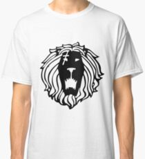 The Seven Deadly Sins - The Lion Sin of Pride (Black) Classic T-Shirt