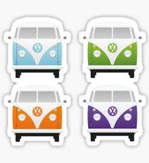 VW summer Sticker