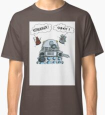 The Inner Workings of the Dalek Mind Classic T-Shirt