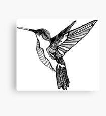 Hummingbird by Alice Samways Canvas Print