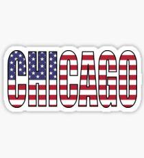 Chicago. Sticker