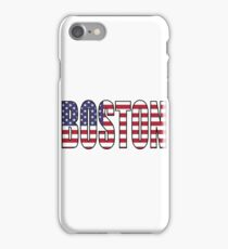 Boston. iPhone Case/Skin