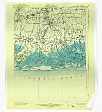 New York NY Hempstead 129889 1903 62500 Poster