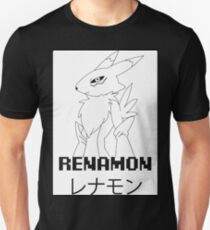 RENAMON OUTLINE T-Shirt