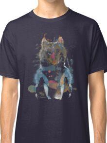 watercolor little foxy Classic T-Shirt