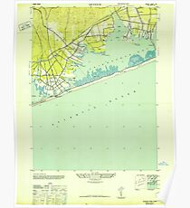 New York NY Quogue 136001 1947 24000 Poster