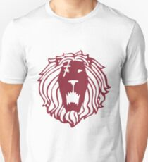 The Seven Deadly Sins - The Lion Sin of Pride (Red) Unisex T-Shirt
