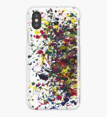 Paint Splat iPhone Case
