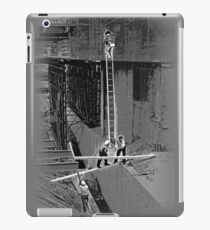 Safety first iPad Case/Skin