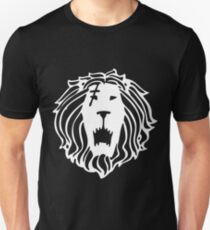 The Seven Deadly Sins - The Lion Sin of Pride (White) Unisex T-Shirt