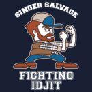 Fighting Idjit by Fanboy30