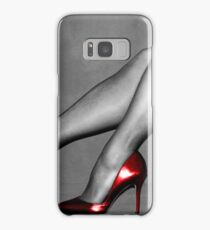 Sexy Legs in Stockings Samsung Galaxy Case/Skin