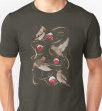 Birds and Berries Unisex T-Shirt