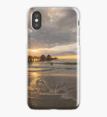 Gulf of Mexico Pier iPhone Case/Skin