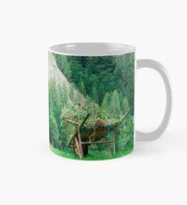 Wheelbarrow in Carnic Alps Mug