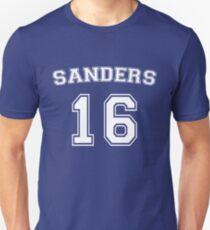 Sanders 16 (White) Unisex T-Shirt