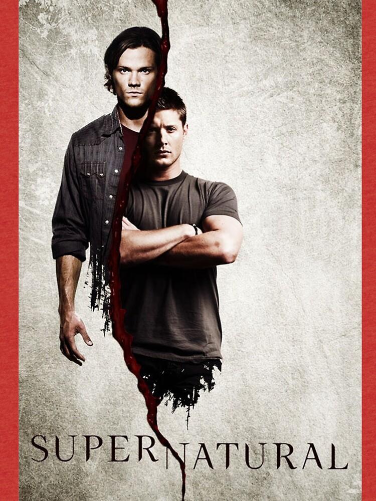 Supernatural 1 by DrTigrou