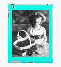 Flower Girl, a Zika iPad Case/Skin