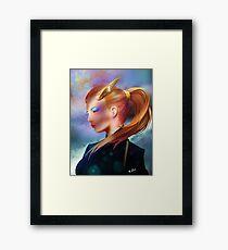 targaryen girl Framed Print