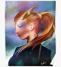 targaryen girl Poster