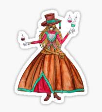 The Alchimist Sticker